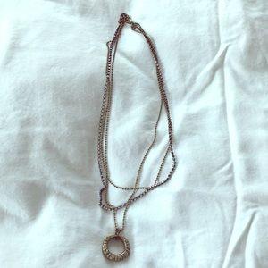 Lulu frost pendant necklace
